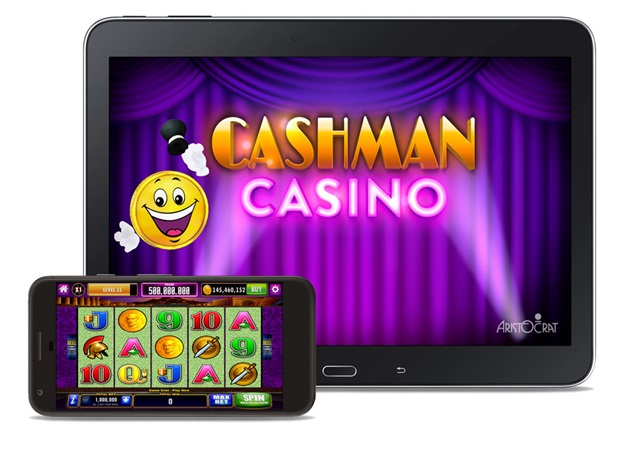 Mobile Aristocrat slot games