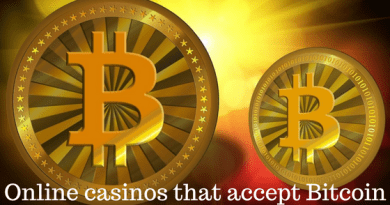 Online casinos that accept Bitcoin