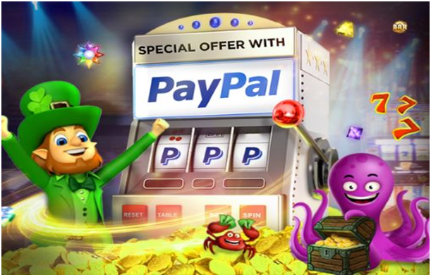 Play online pokies with PayPal
