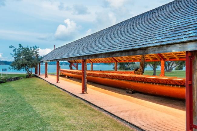 Race Relations at Waitangi Treaty Grounds