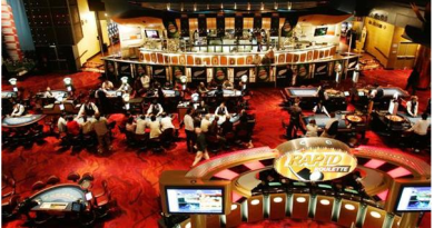 Skycity casino gaming floor