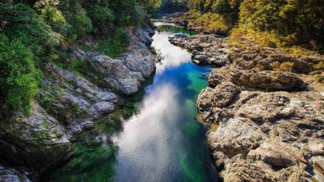 Top 5 Wild Swimming Places in New Zealand