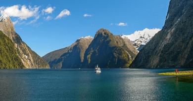 Trip to New Zealand