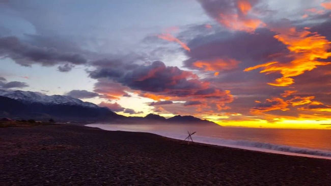 Watch Kaikoura Sunrise