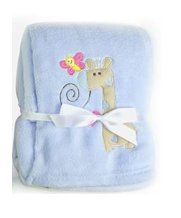 First Steps Fleece Baby Blankets Perfect for Keeping Little Ones Snug and Cosy