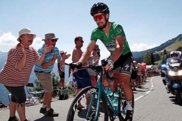 Peter Sagan na Tour de France