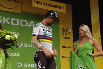 Peter Sagan po 19. etape