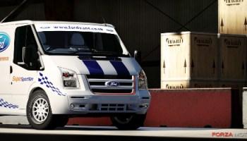 Ford Transit SuperSportVan FM4