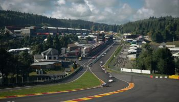 The October 2019 GT Sport update adds Spa and four new cars