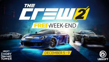 The Crew 2 Free To Play Weekend Dec 5-9