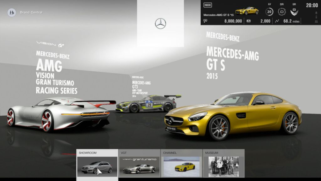 Check out the complete official Gran Turismo car list
