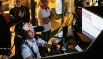 BMW driver Phillip Eng talks sim racing