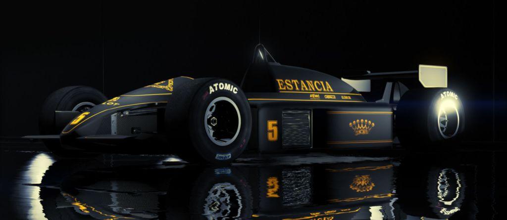The Open Wheel Expansion Ocelot R88 for GTA Online