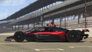Check out the iRacing IndyCar Aeroscreen Dallara IR18