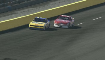 Epic iRacing trailer for the 1987 NASCAR cars
