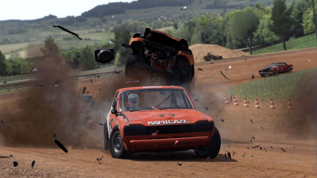 May 2020 Wreckfest Hotfix Released