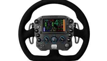The Rexing Carbon Fibre GT Steering Wheel