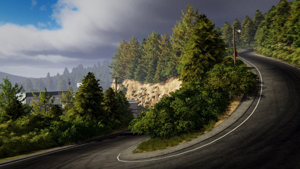 More of the Ebisu Touge track in Drift21