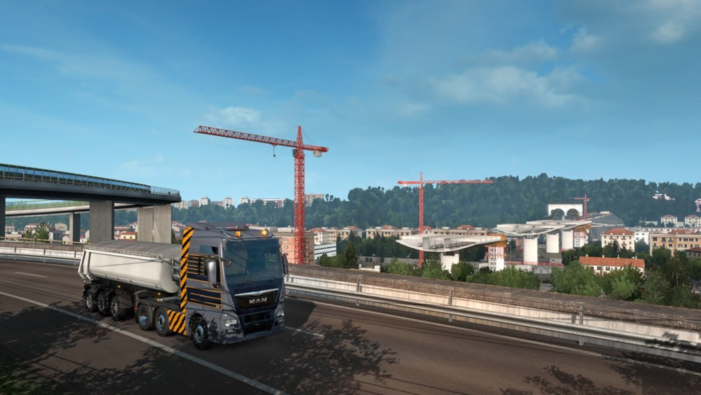 ETS 2: FH Tuning Pack and Operation Genoa Bridge released