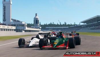 Automobilista 2 Hockenheimring Pack Released