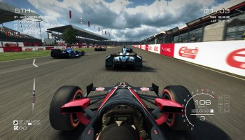GRID Autosport Adds Online Multiplayer For The Nintendo Switch