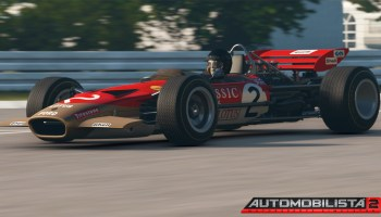 Automobilisa 2 July 2020 Dev Update reveals new developments, cars, tracks and DLC