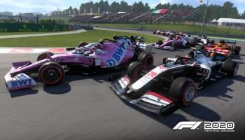 F1 2020 Update 1.08 Released