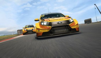 The latest RaceRoom Update makes the Lada Vesta TCR free to everyone