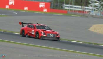 The 2020 Bentley Continental GT3 and a GT3 BOP update for rFactor 2