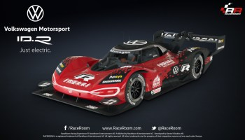 RaceRoom Adds The Volkswagen ID.R In December