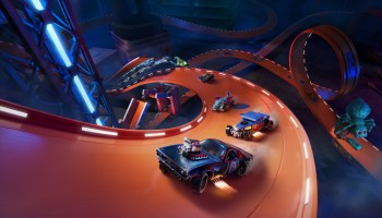 New Hot Wheels Unleashed racing game announced