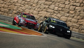 The RaceRoom 2020 WTCR Car Pack and Update 0.9.2.29 are out now