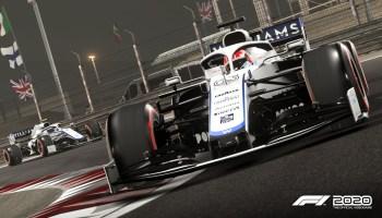 F1 2020 Update 1.17 Released