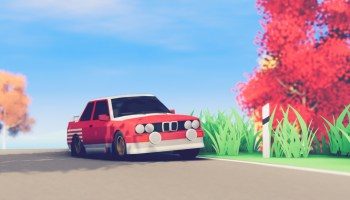 Art of Rally Switch Edition and Kenya Gameplay Trailer
