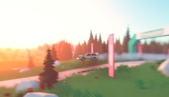 Art of Rally Coming To PS4 and PS5 in Summer 2021