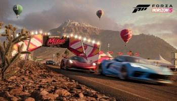 Forza Horizon 5 unveiled for November 9, 2021