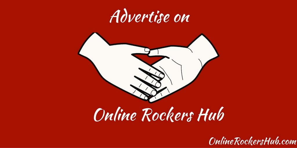 OnlineRockersHub advertisement package