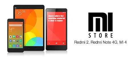 Mi Store Launch