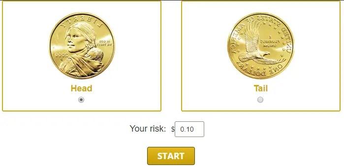 Familyclix Flip the Coin