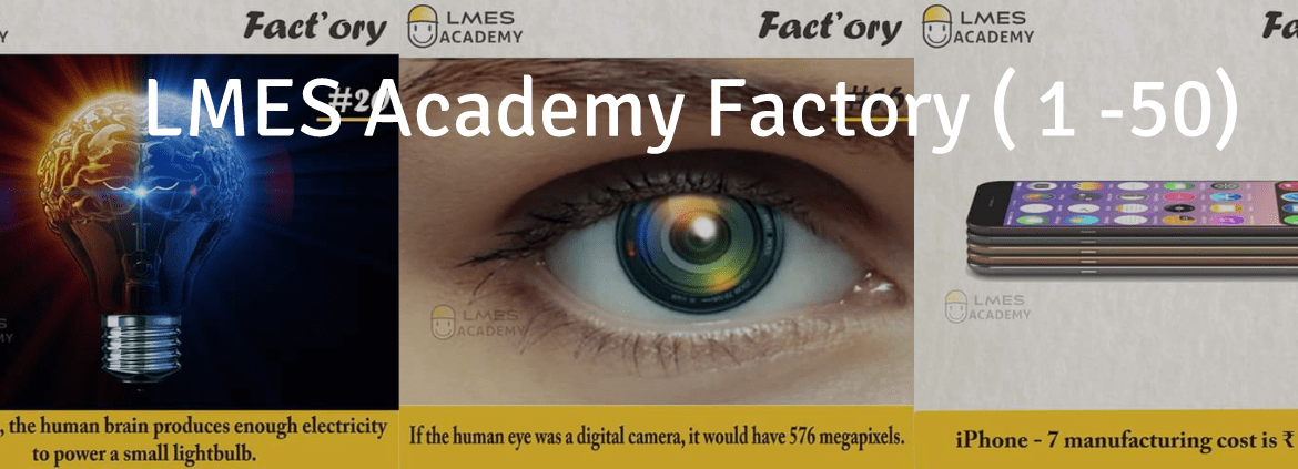 LMES facts (1-50)