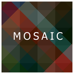 Mosaic Live Wallpapers Pro