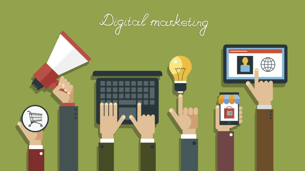 12 reasons you need a digital marketing strategy in 2018