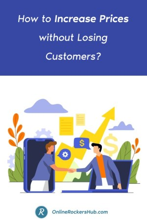 How to Increase Prices without Losing Customers_ - Pinterest Image