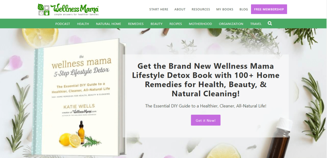 Wellness Mama Blog