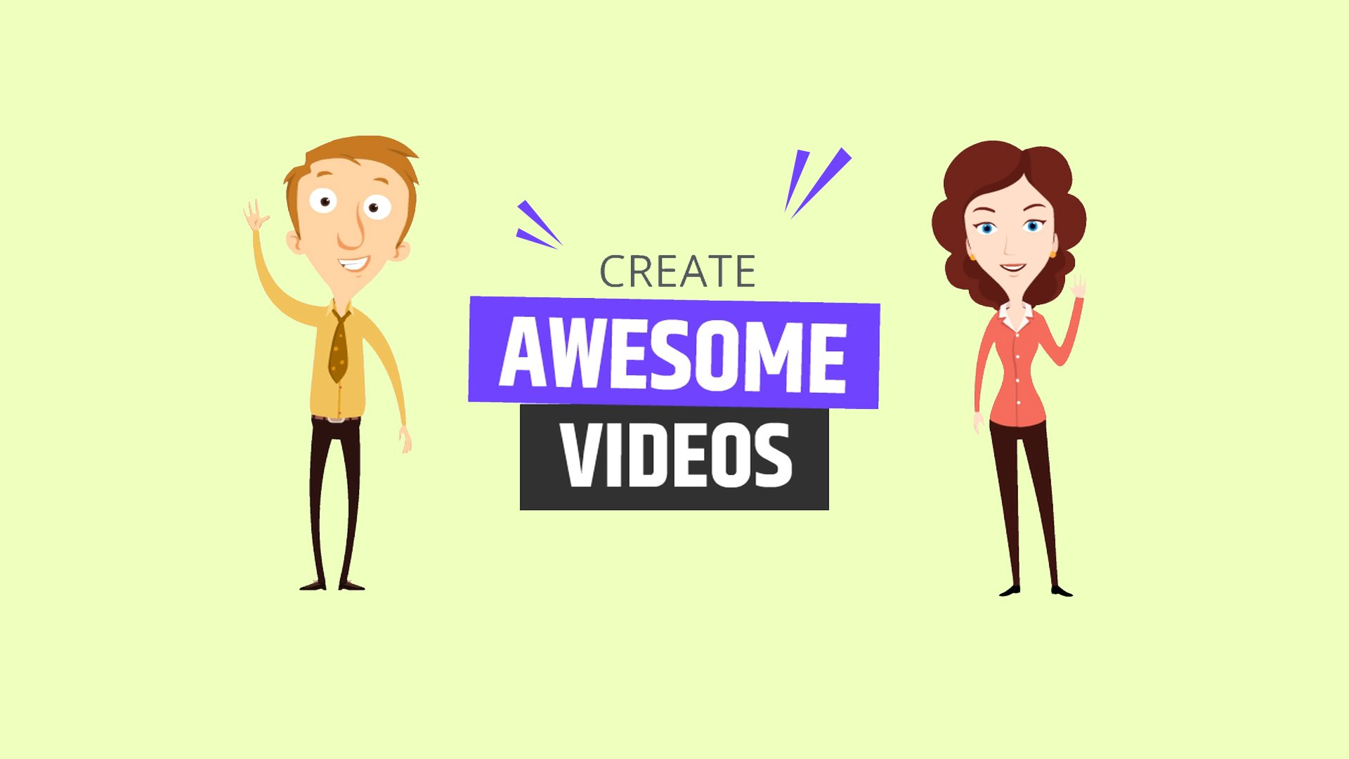 Create a short video that has value