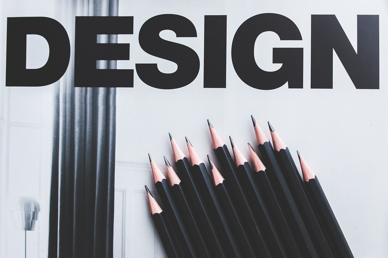 Text with Bold Typography for 2019 web design