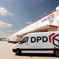 Firma de curierat DPD a lui EMAG - curieri de 2 lei