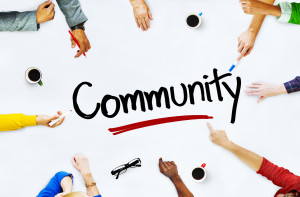Multi-Ethnic Group of People and Community Concepts