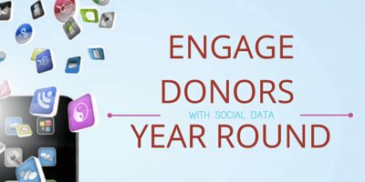 Engage  Donors Year Round