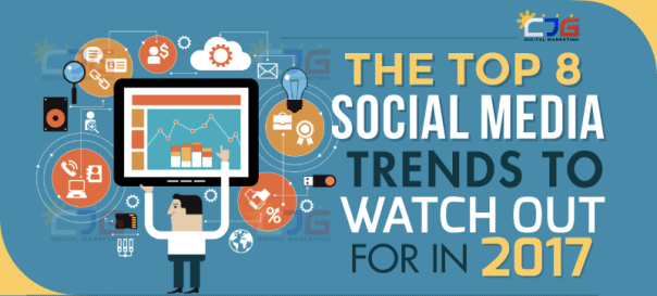 8 Trends In Social Marketing Affecting Us This Summer [Infographic]